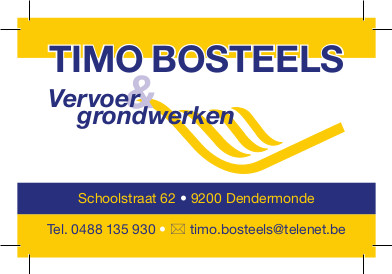 Timo Bosteels
